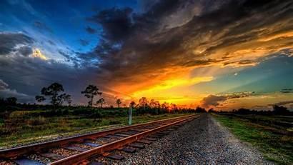 Wallpapers Railroad