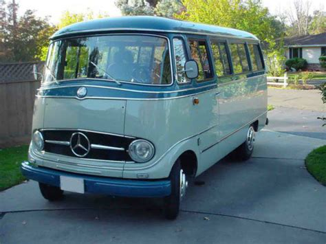 Mercedes O 319 For Sale by 1959 Mercedes O319 Is Listed Sold On Classicdigest In