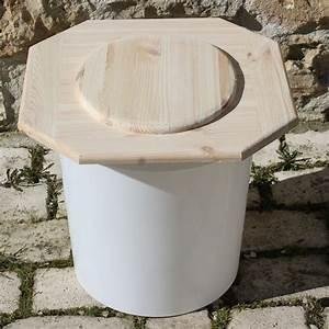Seau Toilette Seche : dessus de toilette poser sur un seau toilettes seches ~ Premium-room.com Idées de Décoration