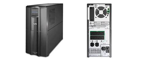 apc ups 3000va smart ups with smartconnect sinewave ups battery backup