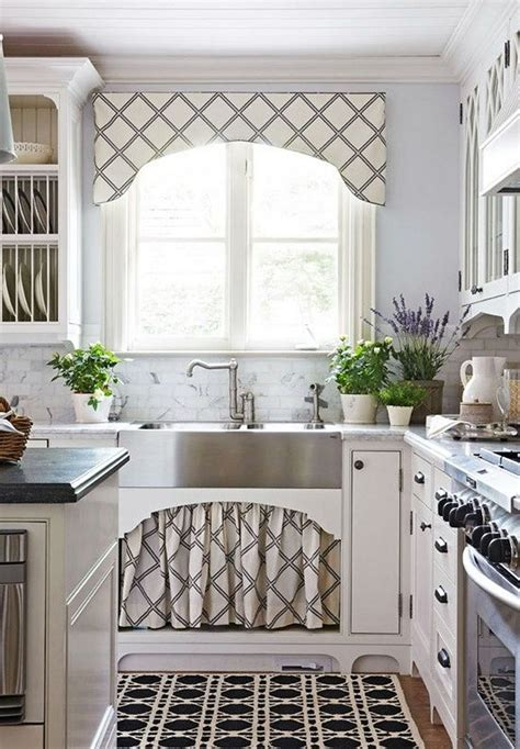 white kitchen curtains design your own gray and white kitchen homestylediary
