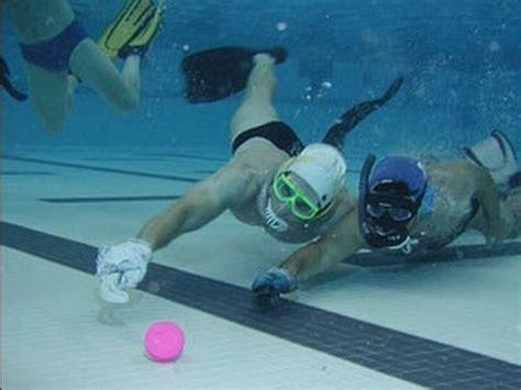 Underwater Hockey - YouTube