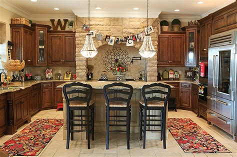 how to decorate your kitchen island decorating ideas that add festive charm to your