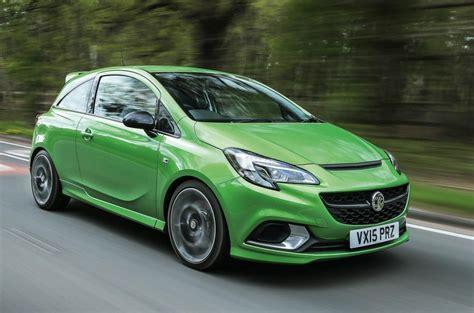 Opel Corsa Mpg by Vauxhall Corsa Vxr Review 2017 Autocar