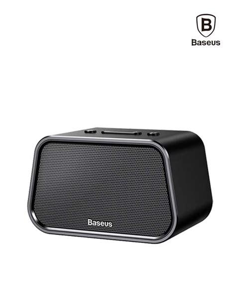 baseus encok e02 mini bluetooth speaker nge02 01 black