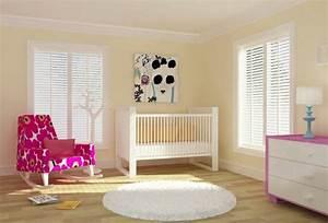 meubles haut de gamme pour la chambre de bebe With affiche chambre bébé avec fauteuil fleur design