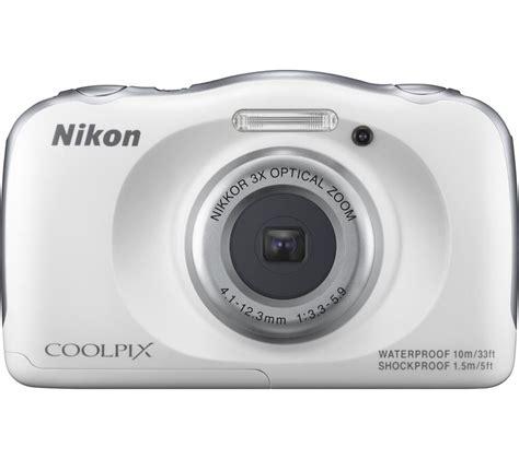 coolpix s33 sle images buy nikon coolpix s33 tough compact white free Nikon
