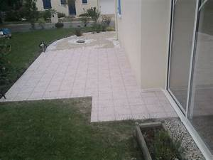 poser du carrelage sur une terrasse 13 pose carrelage With pose carrelage sur carrelage