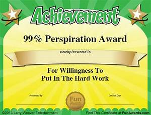 19 best funny teacher awards images on pinterest teacher With silly certificates awards templates