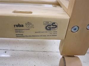 Roba Beistellbett Aufbauanleitung : verletzungsgefahr beh rde warnt vor baby beistellbettchen von roba cleankids magazin ~ Eleganceandgraceweddings.com Haus und Dekorationen