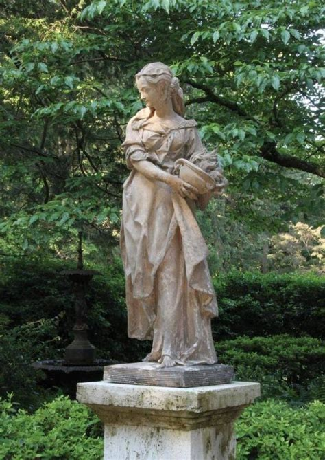 garden statues best 25 garden statues ideas on garden