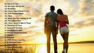 Old songs english love...Love Songs