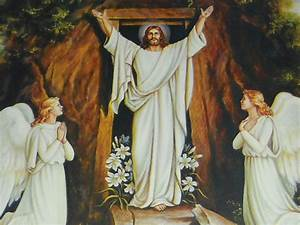"""The Joy of Easter is Jesus!"" 