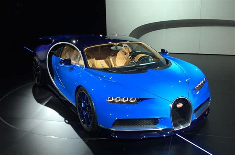 Bugatti Chiron Photo Gallery