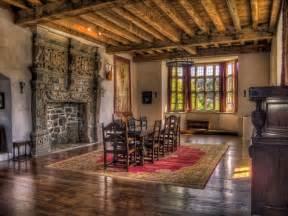 Donegal Castle Interior