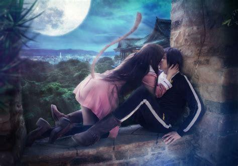 Kiss In Moonlight By Snowblind