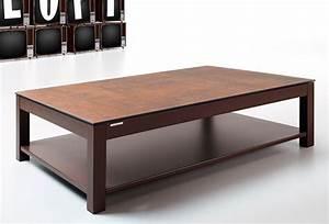 Table Basse Loft : acheter table basse loft mobliberica meubles valence 26 ~ Teatrodelosmanantiales.com Idées de Décoration