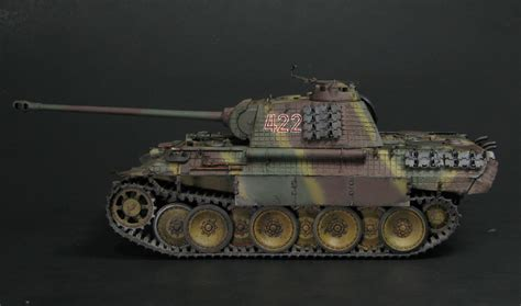 Panther A Late, 1/35 Scale