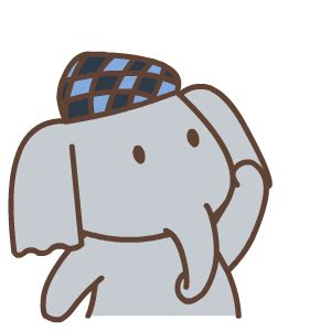 cute elephant animation emoji funny gifs box emoji