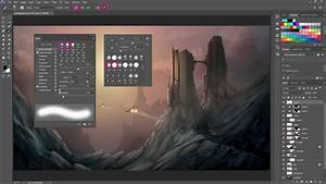 Digital Painting With Photoshop CC For Beginners