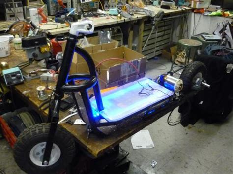 Diy Electric Scooter Project Time For Science
