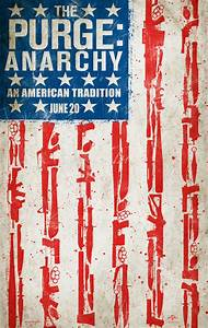 The Purge: Anarchy (2014) Poster #1 - Trailer Addict