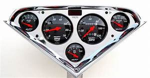 Custom Gauges For Classic Cars And Trucks