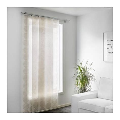 25 best ideas about panel curtains on ikea