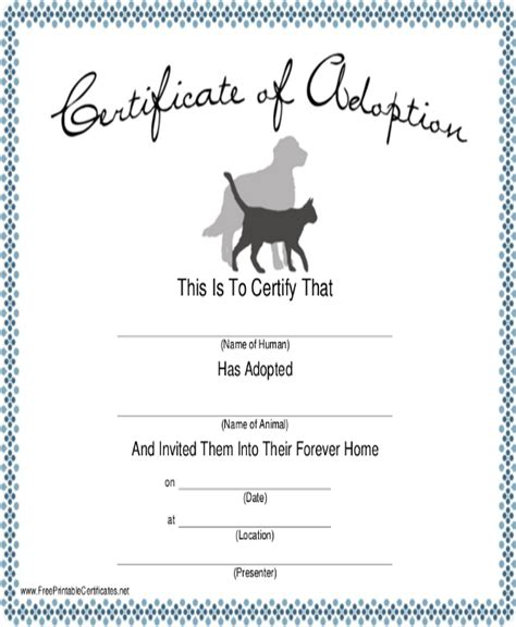 dog birth certificates dog certificate template 9 free pdf documents download