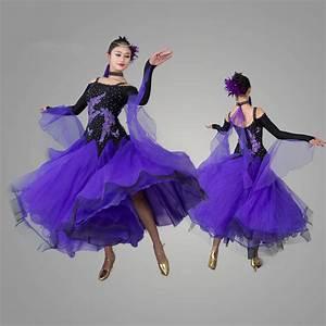 aliexpresscom buy 2017 standard ballroom dress ballroom With robe de valse