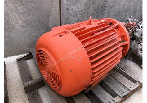 75 Hp Electric Motor by Used Pope 75 Kw 100 Hp 2 Pole 415 V Pope Ac Electric Motor