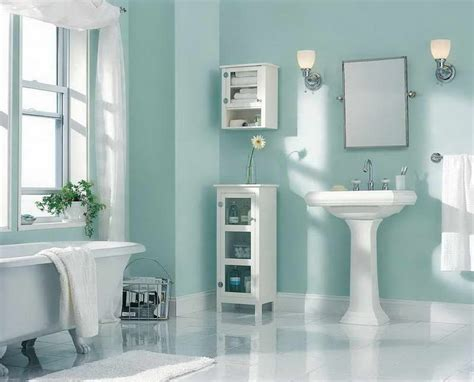 blue bathroom design ideas bloombety bathroom decorating ideas pictures with wall