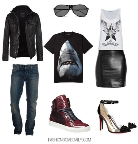 17 Best ideas about Rock Star Outfit on Pinterest   Rocker chic style Rocker chic outfit and ...