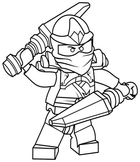ninja coloring pages  printable az coloring pages