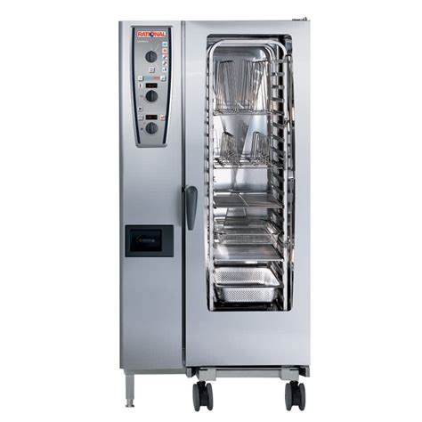 rational cuisine rational combimaster plus model 201 a219206 27e202 combi