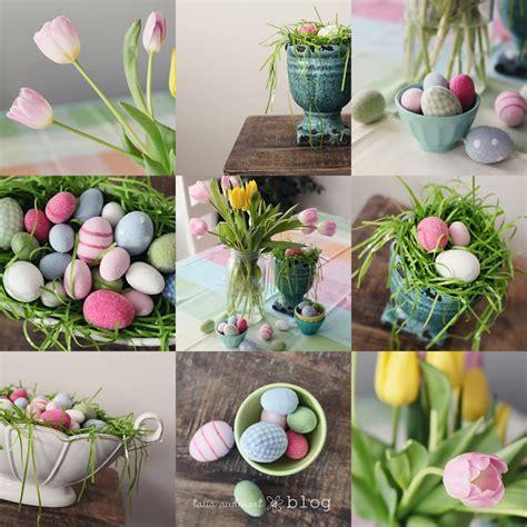 Ostern Dekorieren Ideen by 50 Easter Decorating Ideas Moco Choco