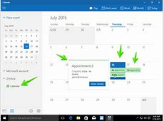 Windows Mail app using EAS Exchange ActiveSync Zimbra