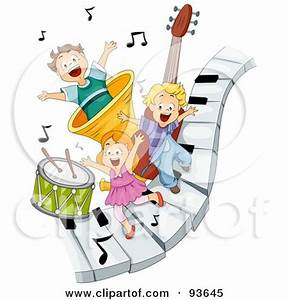 Royalty-Free (RF) Melody Clipart, Illustrations, Vector ...