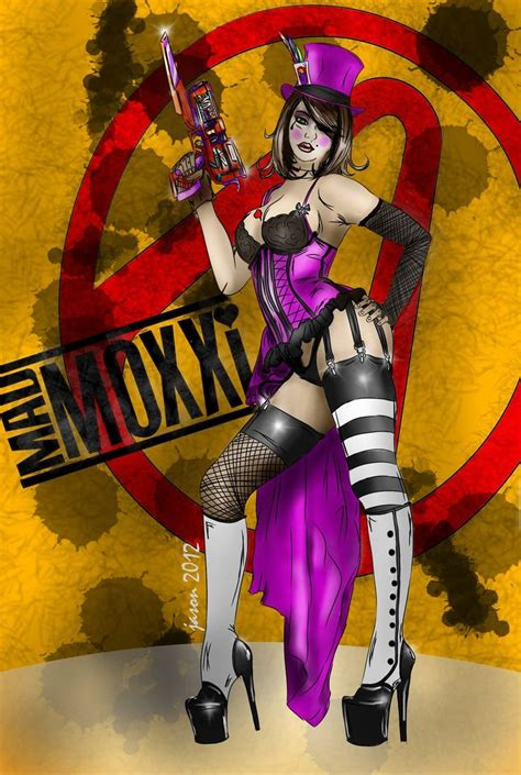 Mad Moxxi Borderlands 2 By 6anti6hero6 On Deviantart