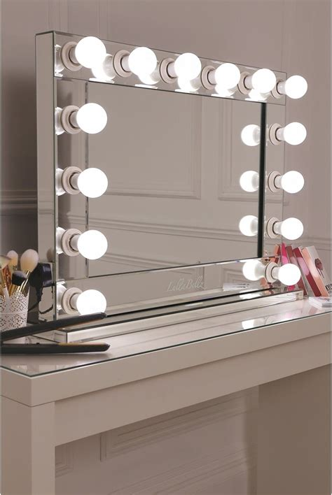 Vanity Mirror Lights by Diy Vanity Mirror With Lights For Bathroom And Makeup