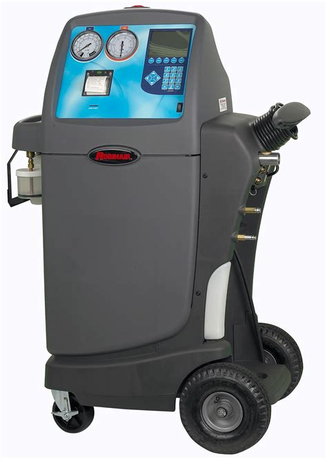 cool tech  ac recharge machine refrigerant parts