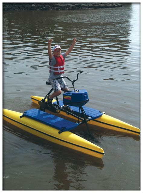 Pedal Boat Buffalo by Pedal Water Bikes Images