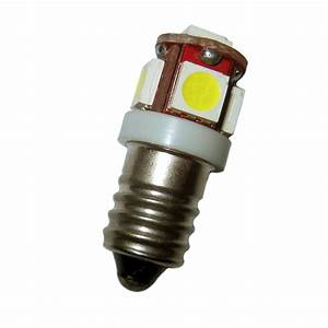 Ampoule Led 12 Volts Voiture : ampoule e p 10 5 leds blanches 6 volts led effect ~ Medecine-chirurgie-esthetiques.com Avis de Voitures