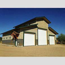 Rv Garage Plan With Workshop  35334gh Architectural