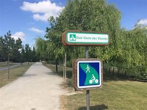 Panneau Voie Verte : voie verte des viennes sainte savine sainte savine aube champagne ~ Medecine-chirurgie-esthetiques.com Avis de Voitures