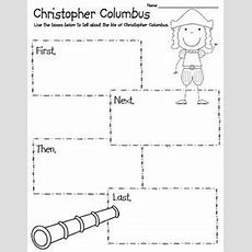 1000+ Images About Columbus Day Worksheetsprintables On Pinterest  Columbus Day, Christopher