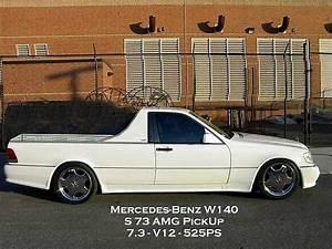 Pick Up Mercedes Amg : amg s73 pickup v12 mercedes benz w140 rate my photo 1 2 flickr ~ Melissatoandfro.com Idées de Décoration