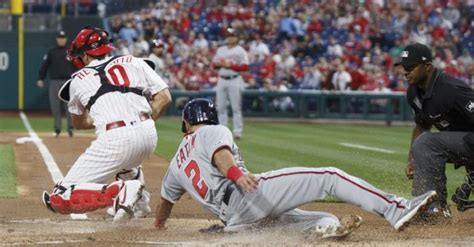 Soto's 3-run shot in 10th lifts Nationals over Phillies 10 ...