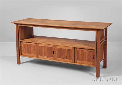 Open Sideboard by Moser American Bungalow Open Sideboard Sale