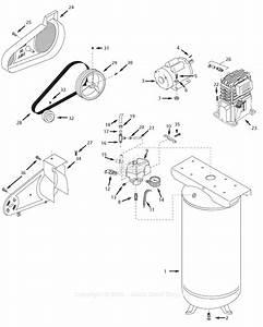 Campbell Hausfeld 4me96 Parts Diagram For Air